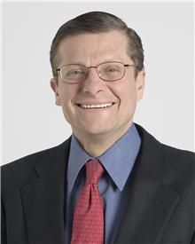 Michael F. Roizen, MD, Chief Wellness Officer for the Cleveland Clinic