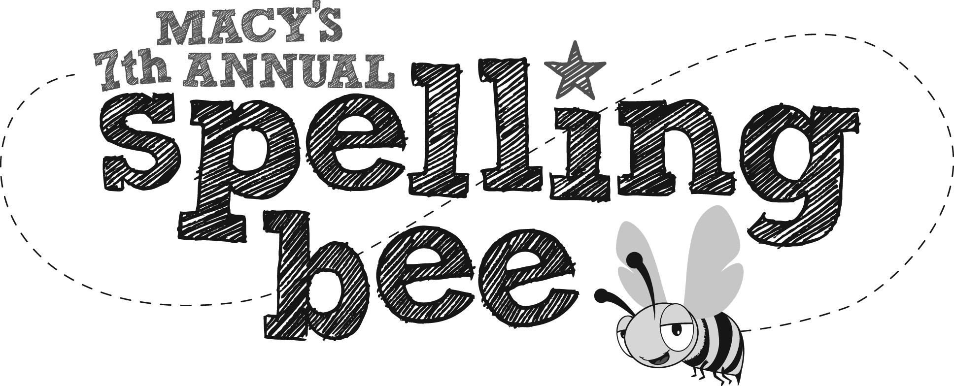 Macy's spelling bee