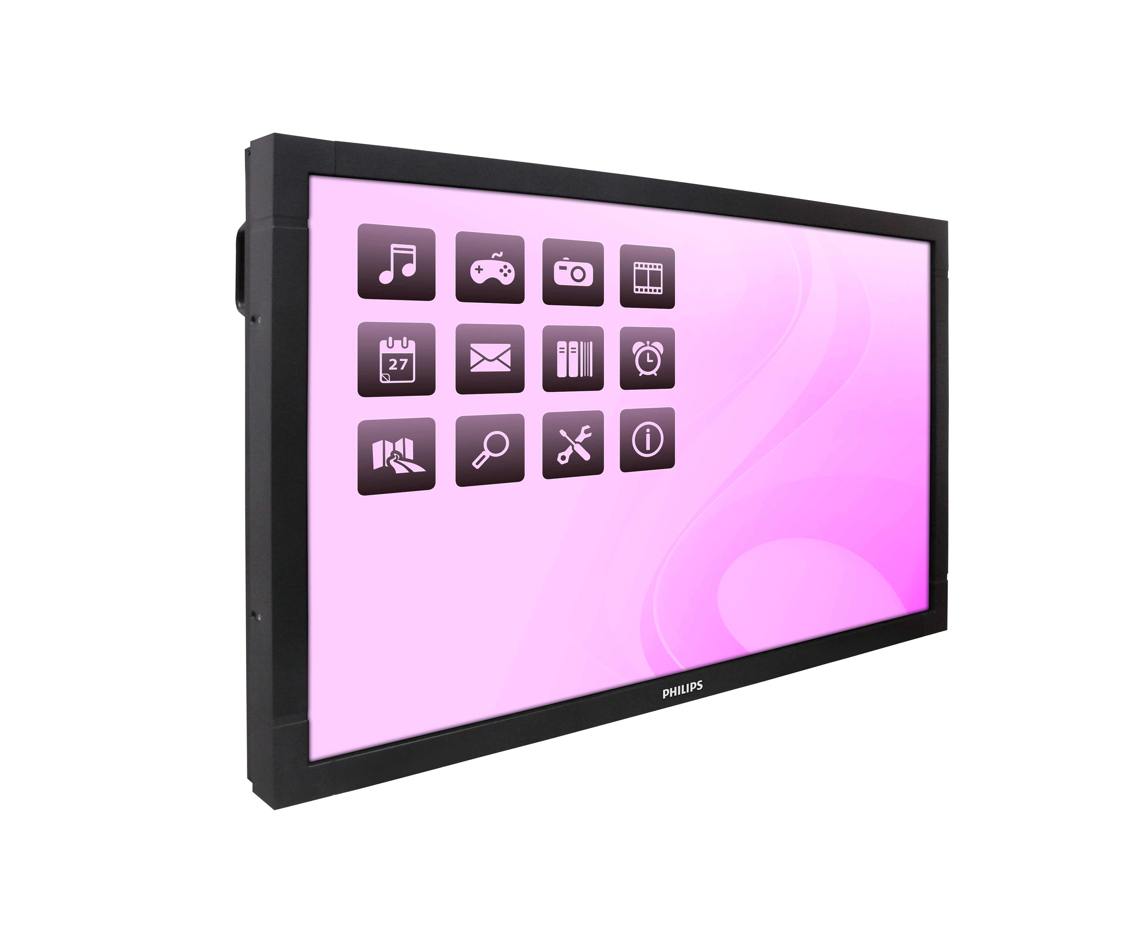 "46"" Dual-Touch HD LCD Display with OPS (BDL4645DT/27)"