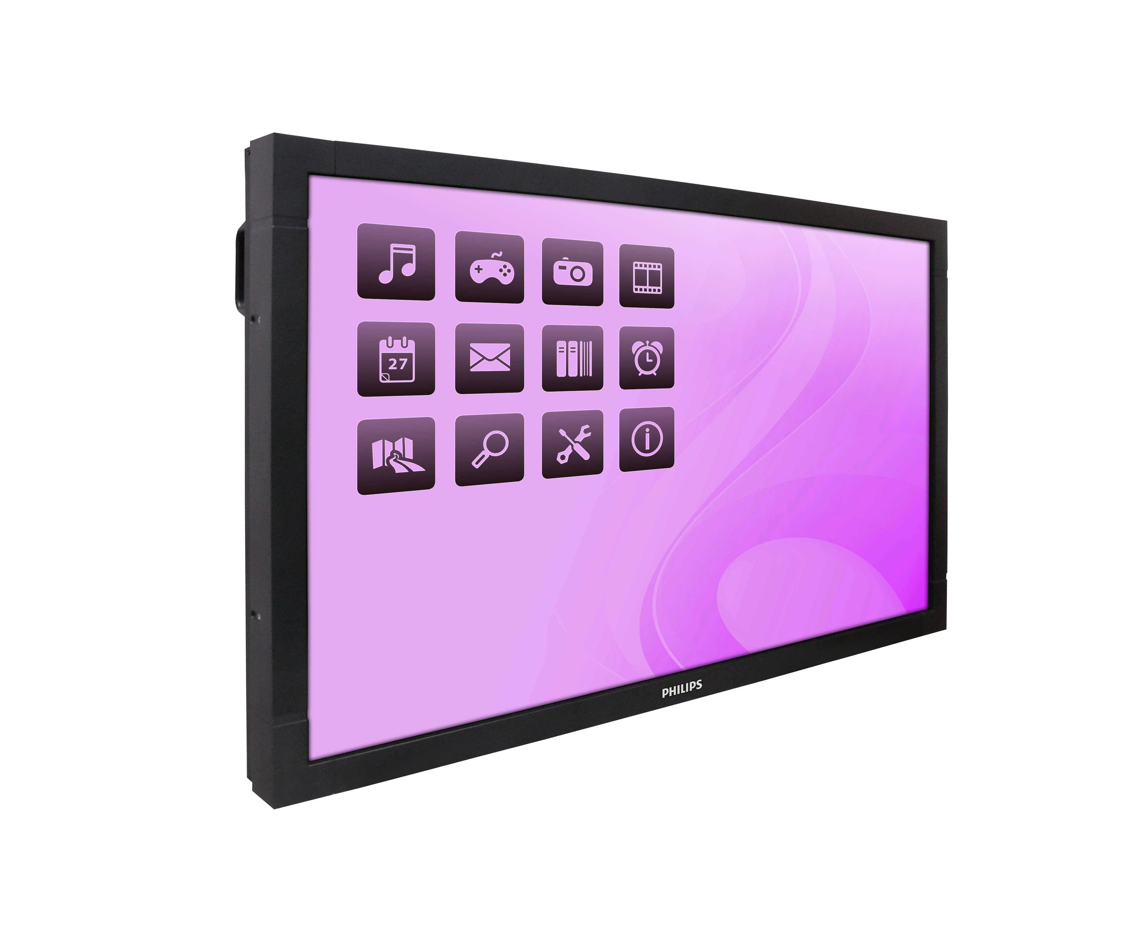 "46"" Multi-Touch HD LCD Display with OPS (BDL4645AT/27)"