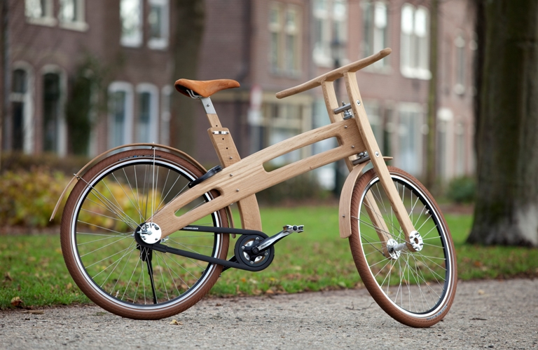 Bough Bike redesigned door Jan Gunneweg