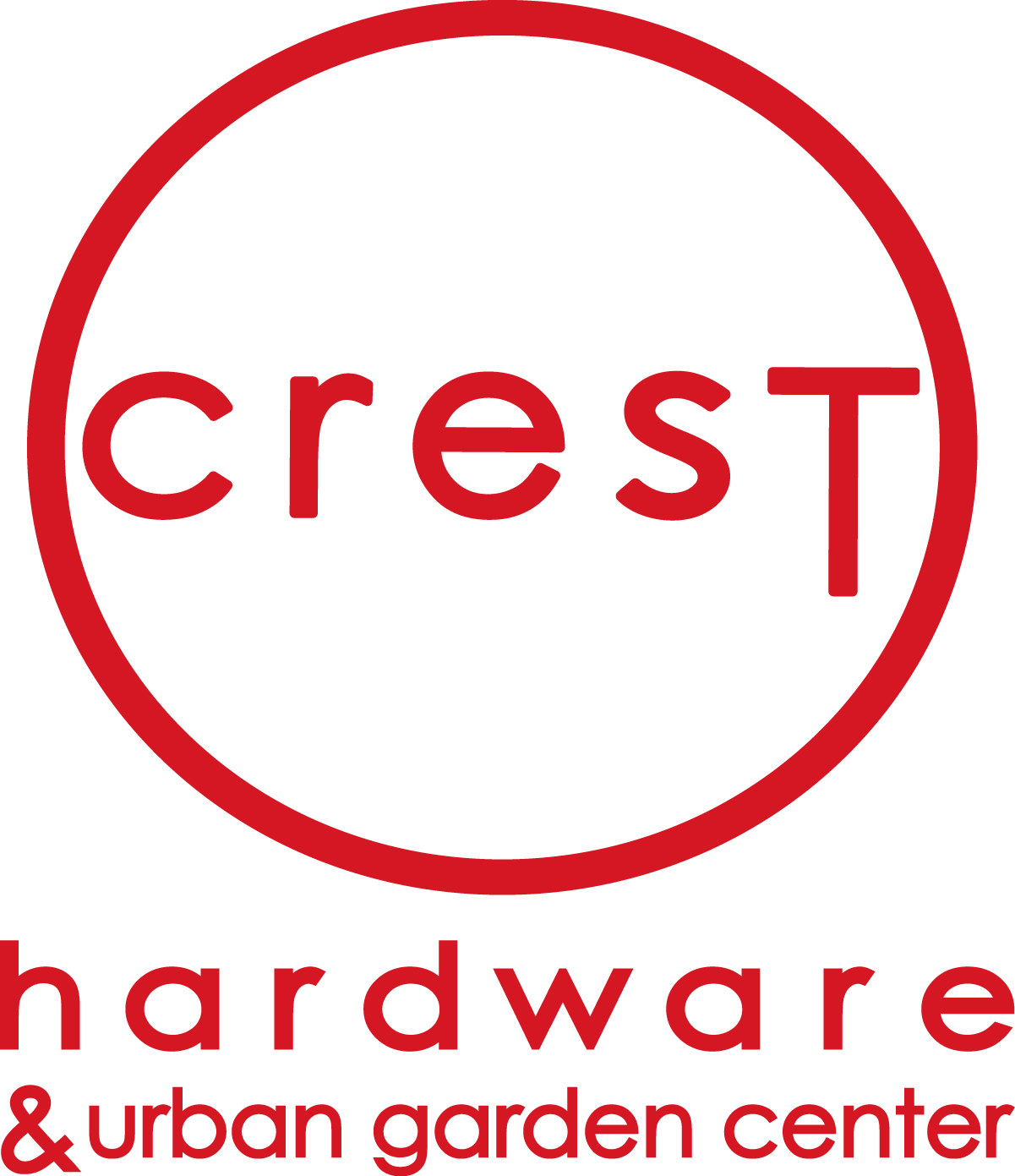 Crest Hardware and Urban Garden Center