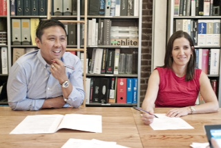 Verda Alexander and Primo Orpilla, co-founders of Studio O+A, scheduled to address NeoCon Attendees