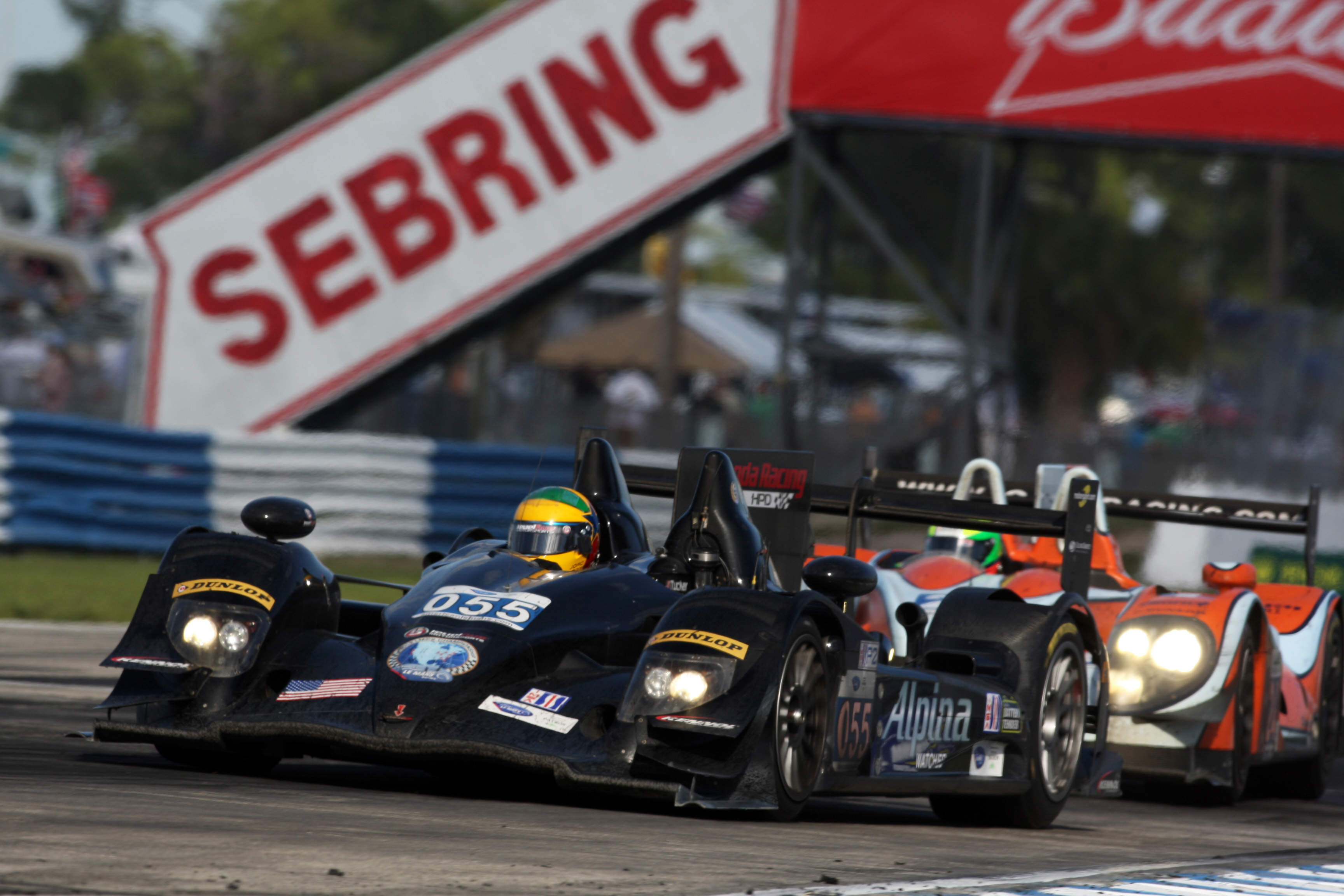 Level 5 Motorsports placed first in ALMS LMP2