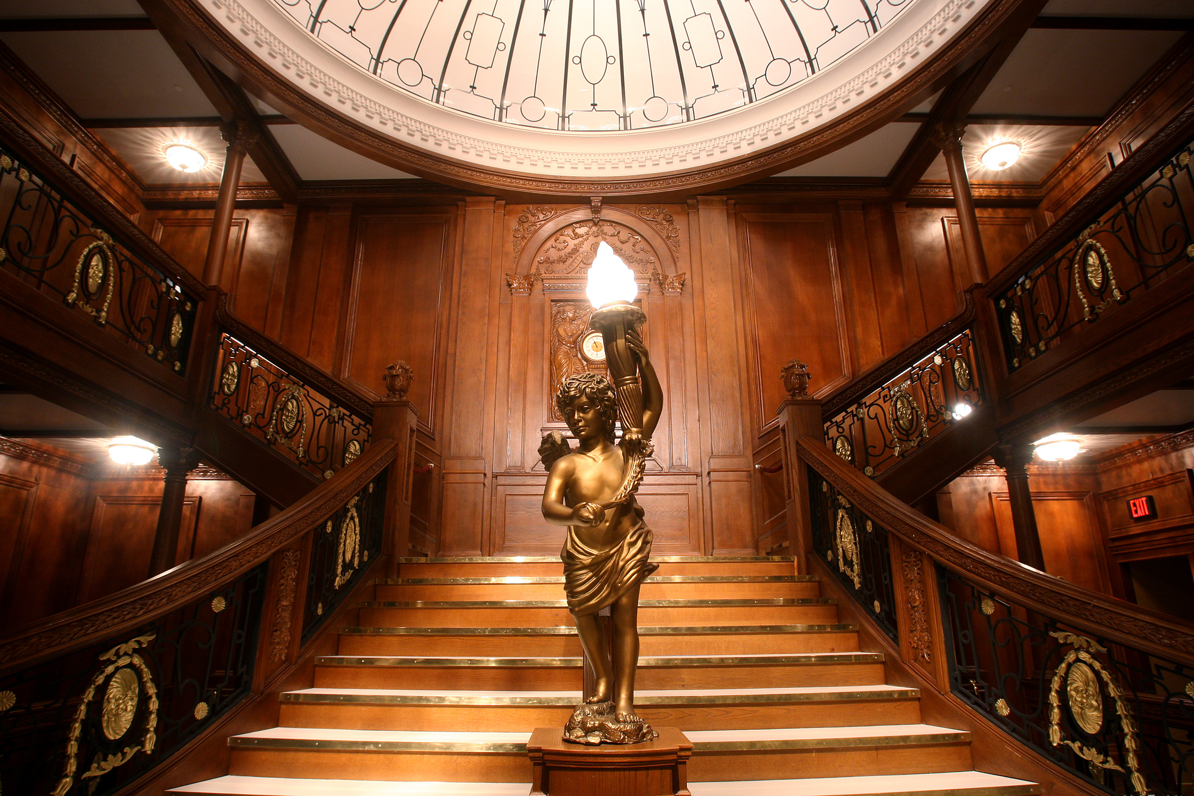 Titanic: The Artifact Exhibition at Luxor Hotel and Casino