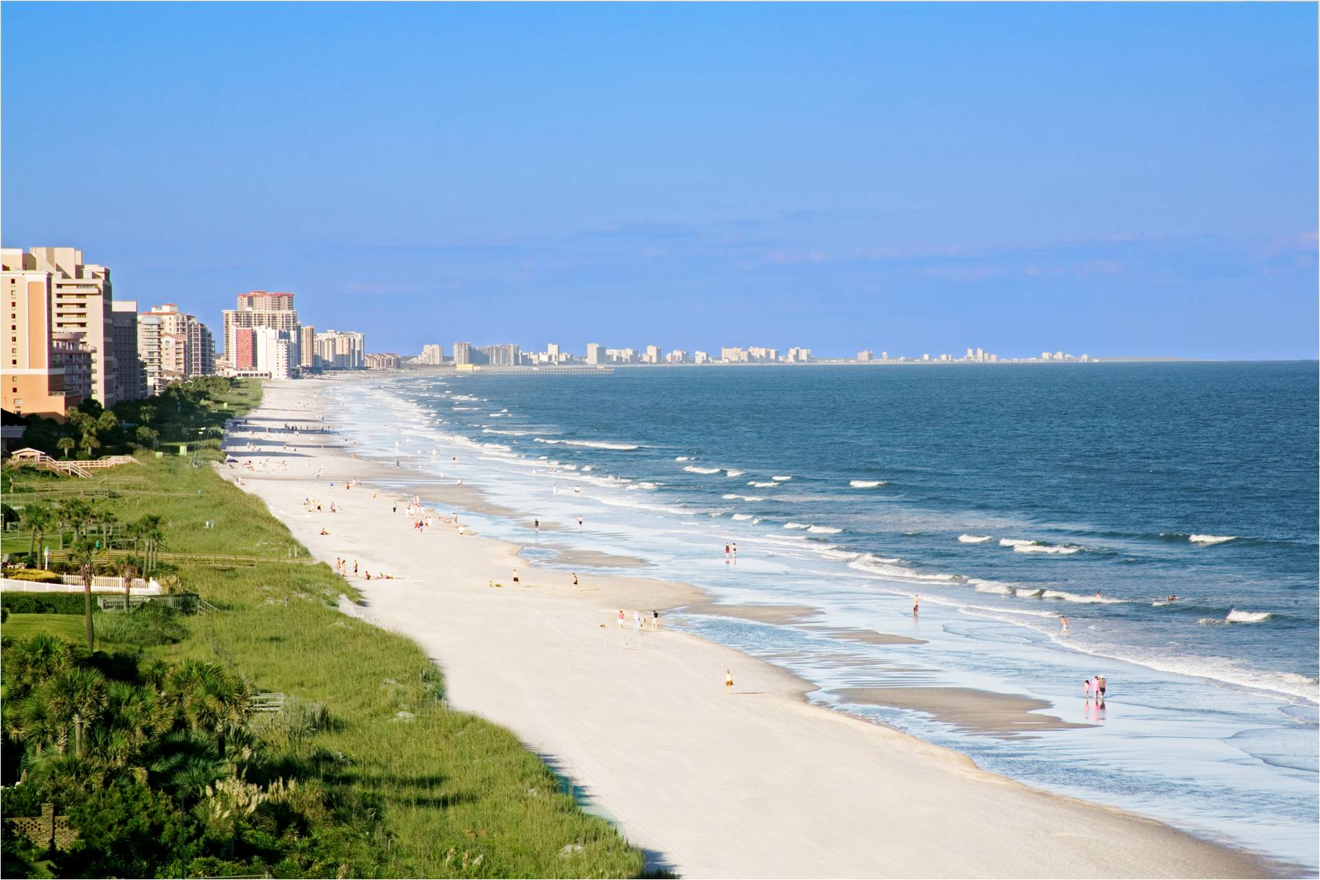 Find the best deal for your spring trip to Myrtle Beach's 60 miles of sunny coastline.