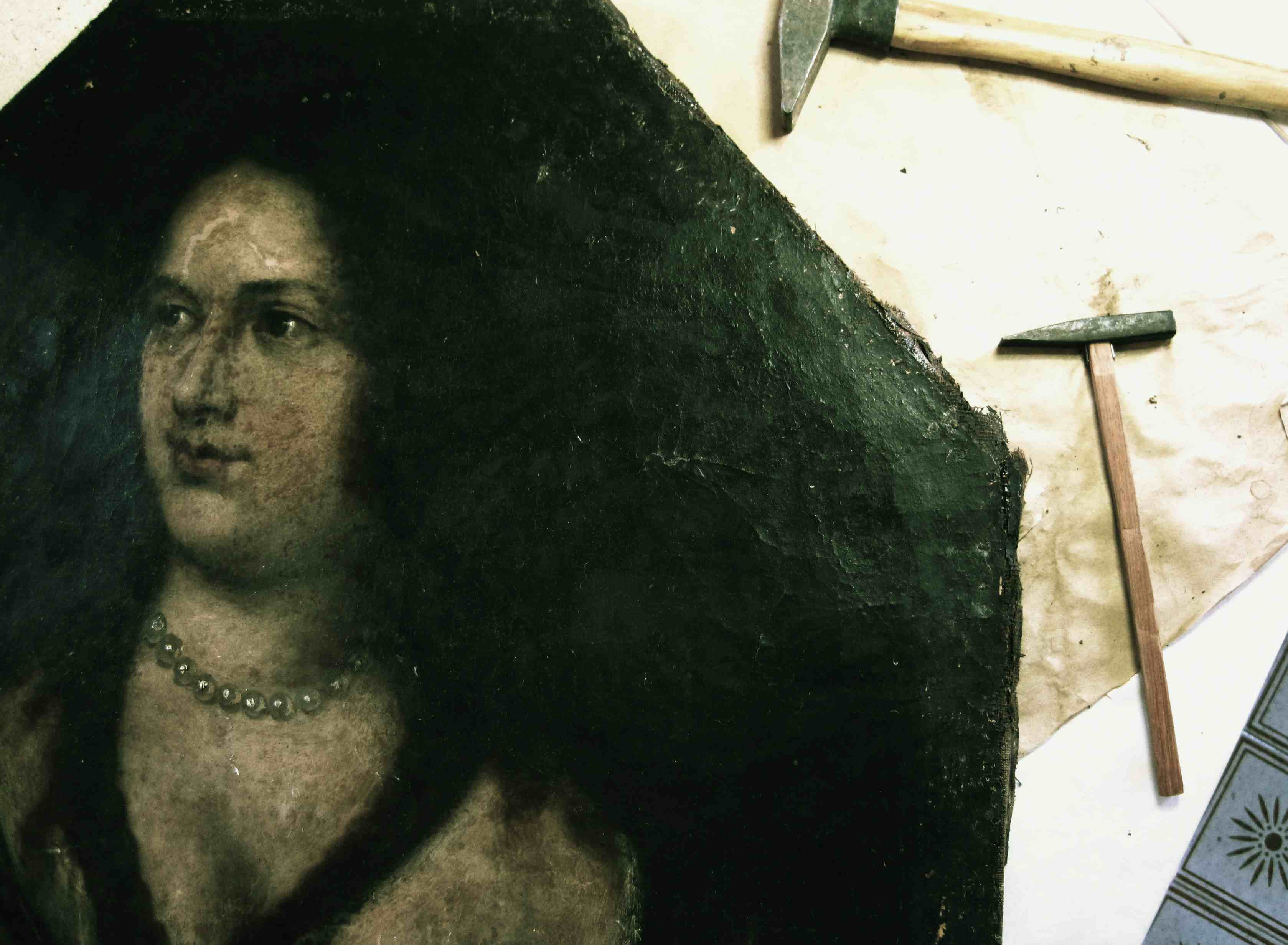 Canvas Restoration