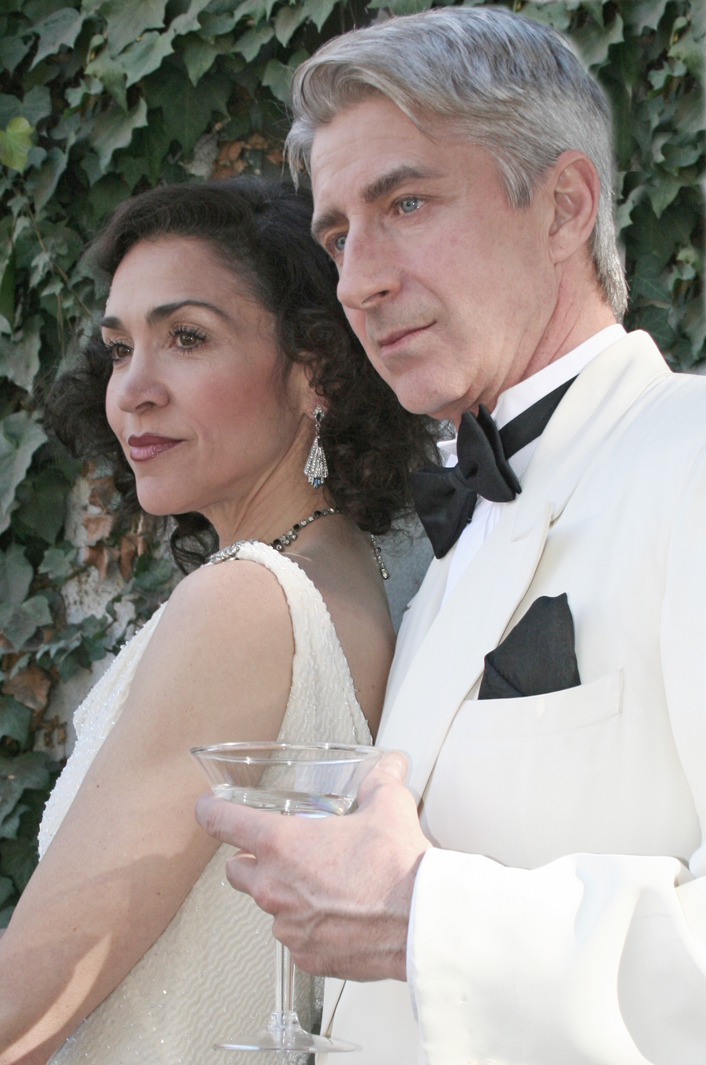 Stasha Surdyke and Lenny Von Dohlen in PRIVATE LIVES