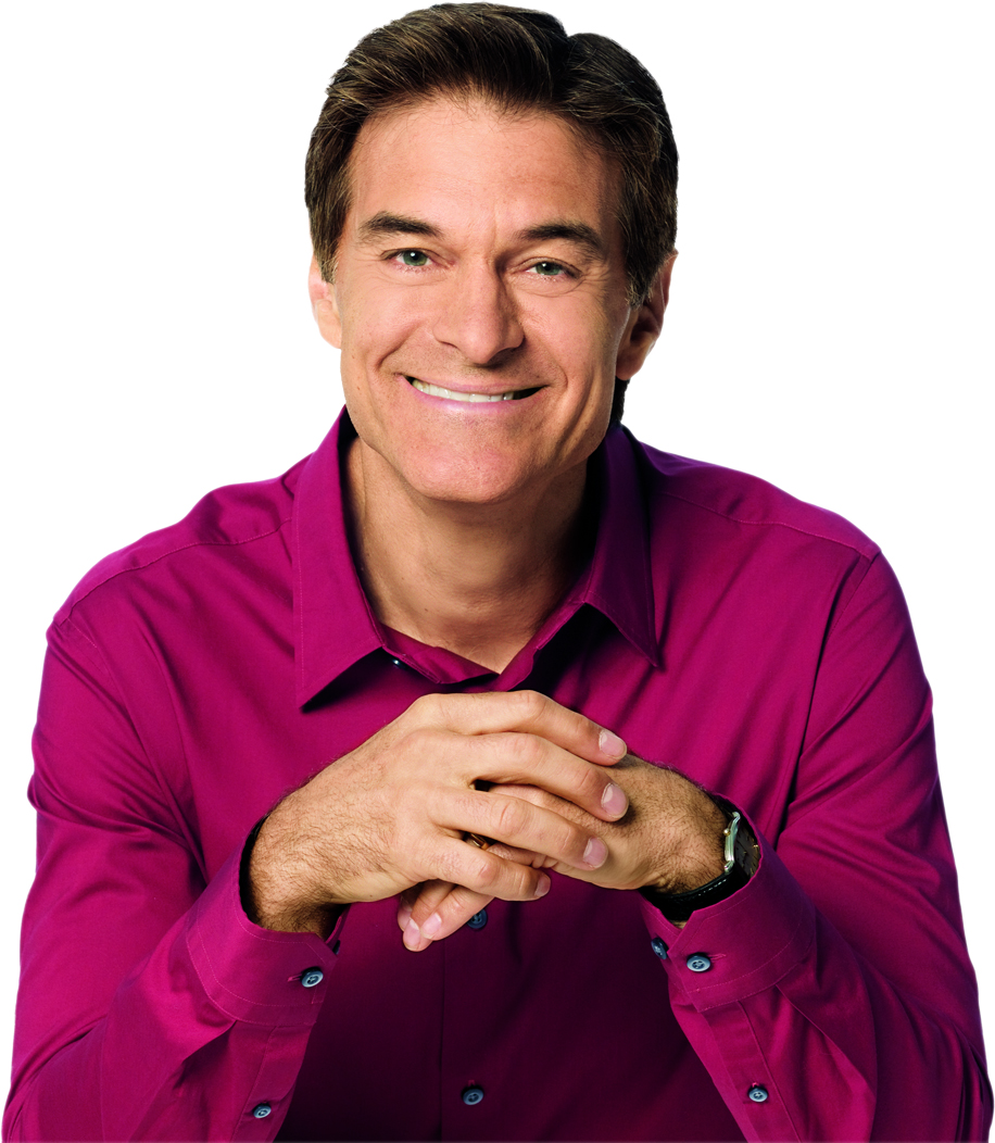 Mehmet Oz, two-time Daytime Emmy Award winning host of The Dr. Oz Show