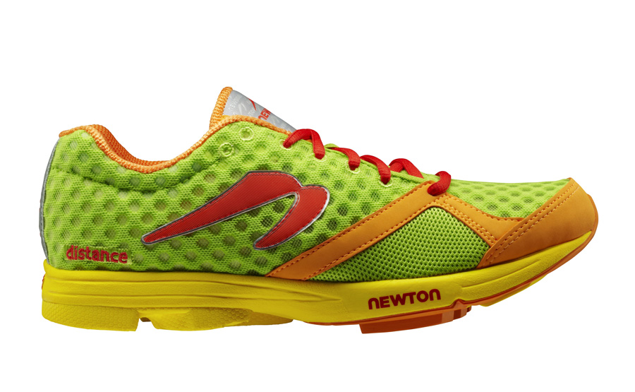 Newton Running men&#39;s Distance Neutral Light Weight Trainer.