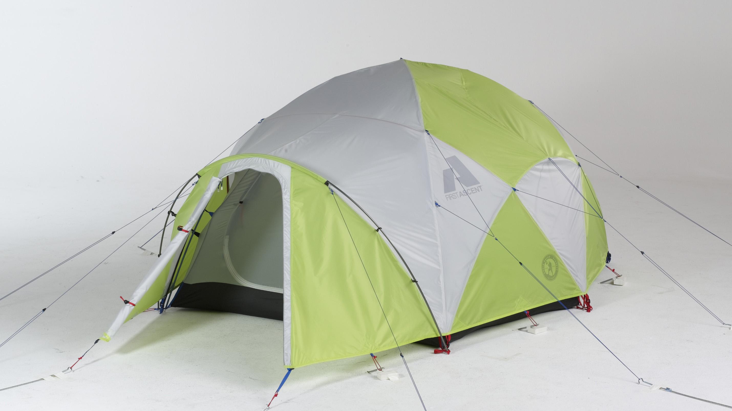 Katabatic Tent