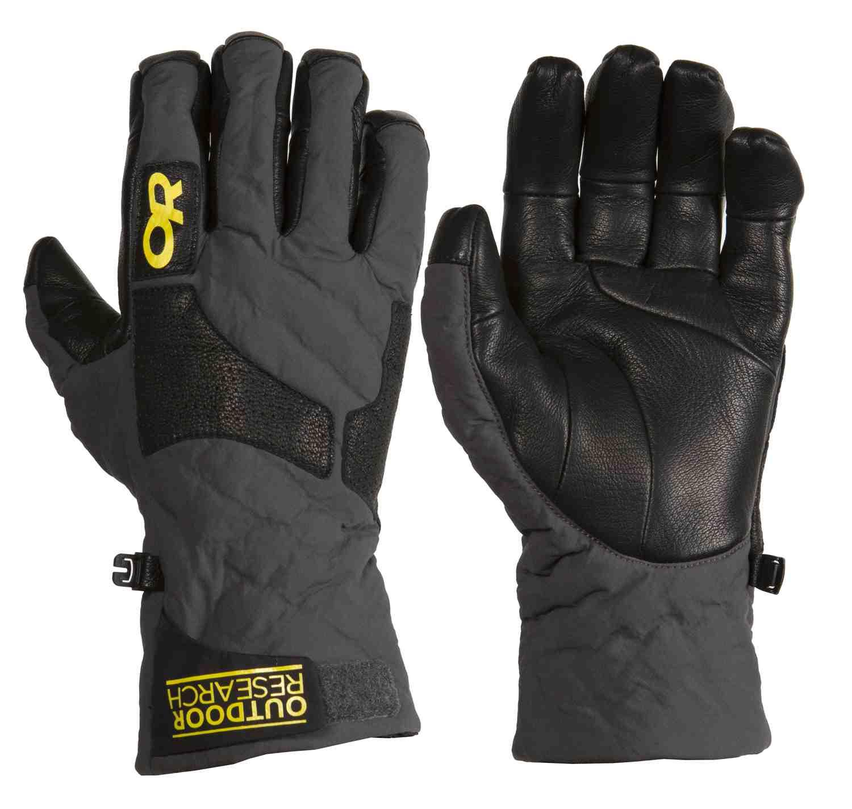 Outdoor Research Lodestar Glove with Polartecr Power Shieldr Pro and Power Shieldr High Loft