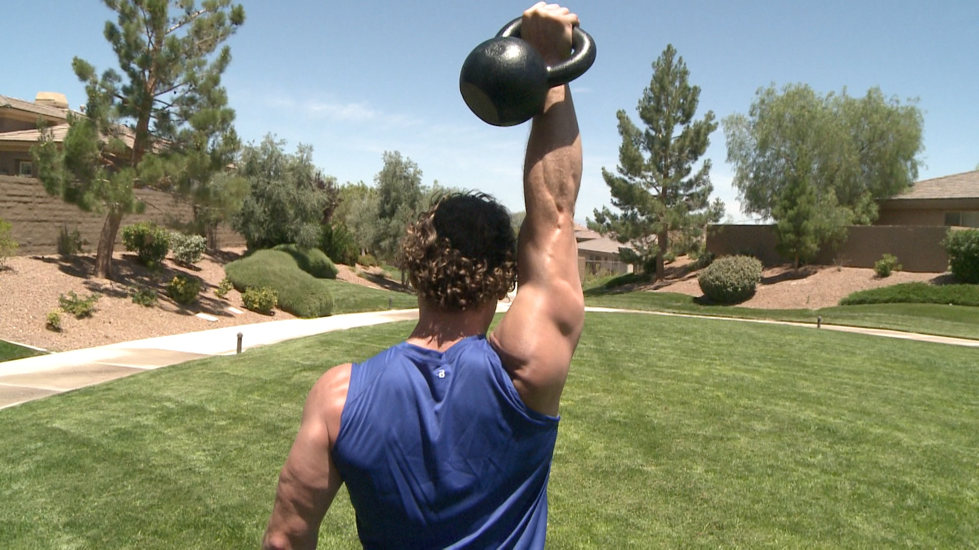 ATAC TV Why train with Kettlebells