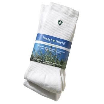 Insect Shield Socks www.insectshield.com/work