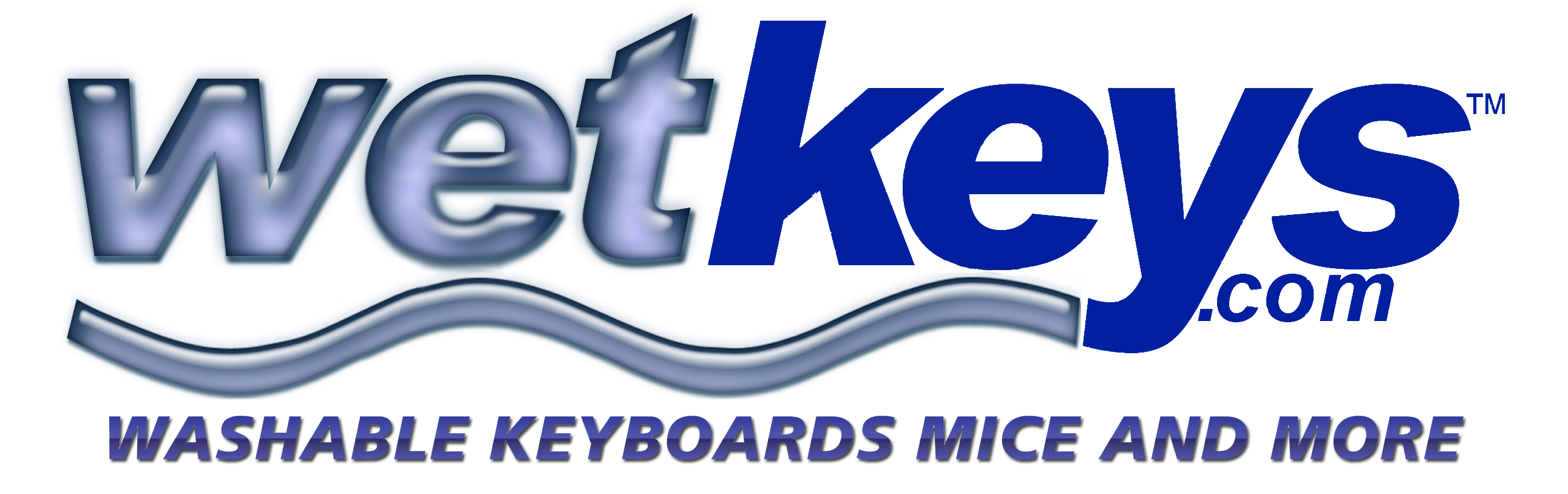 WetKeys Washable Keyboards