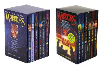 """Warriors"" Boxed Set"