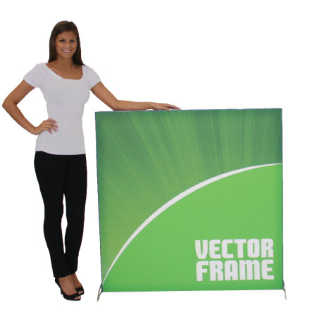 Vector Display Frame