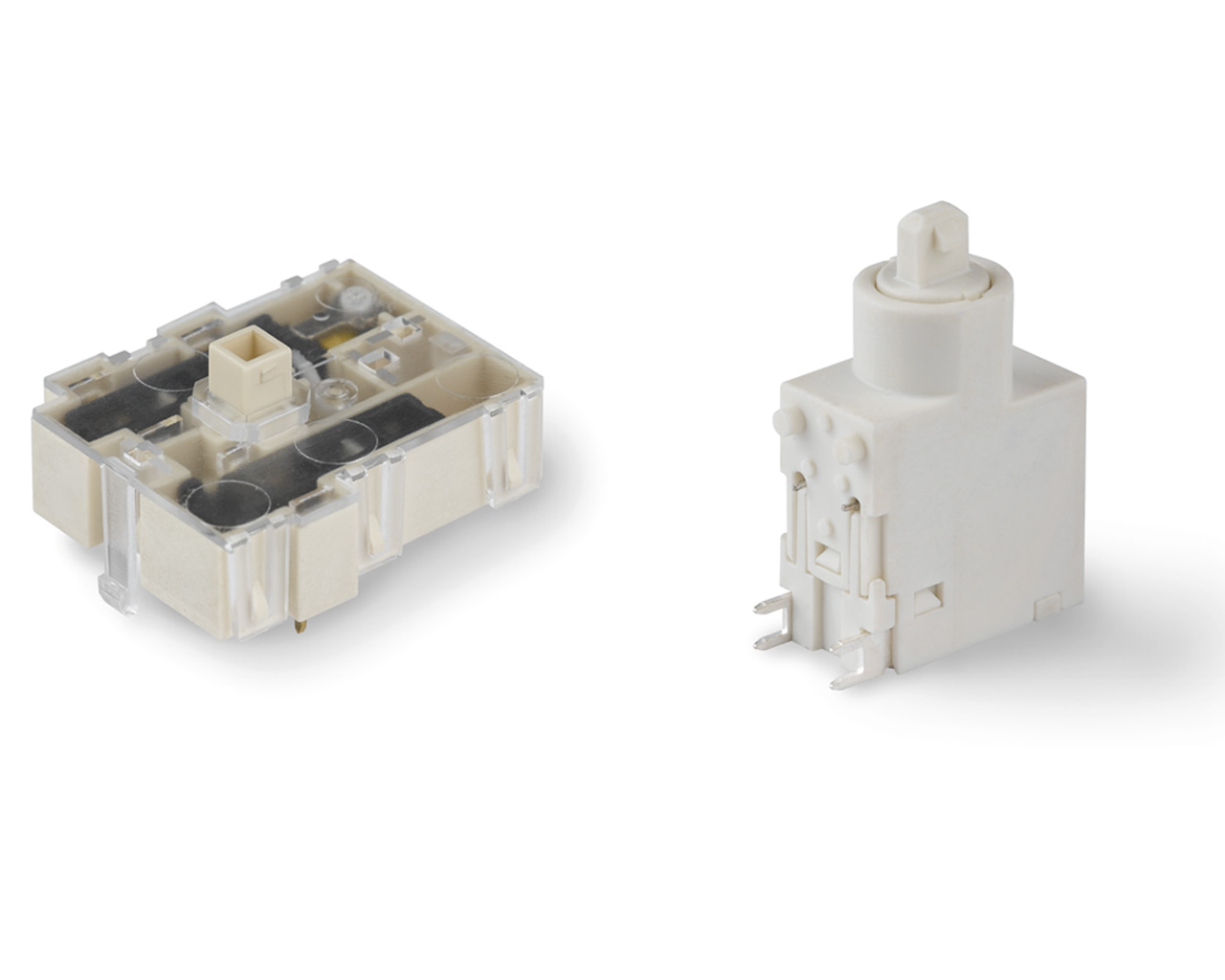 Johnson Electric TIPPMATIC Switches for Washing Machines