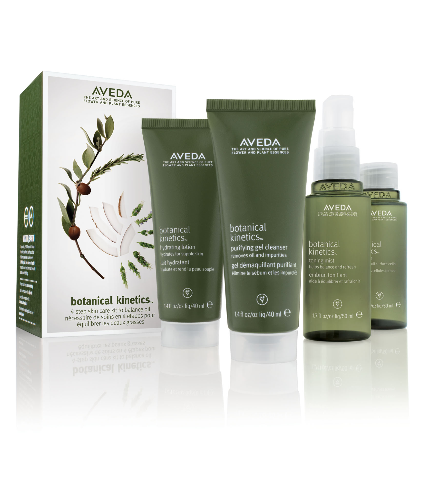 Aveda Botanical Kinetics Starter Set