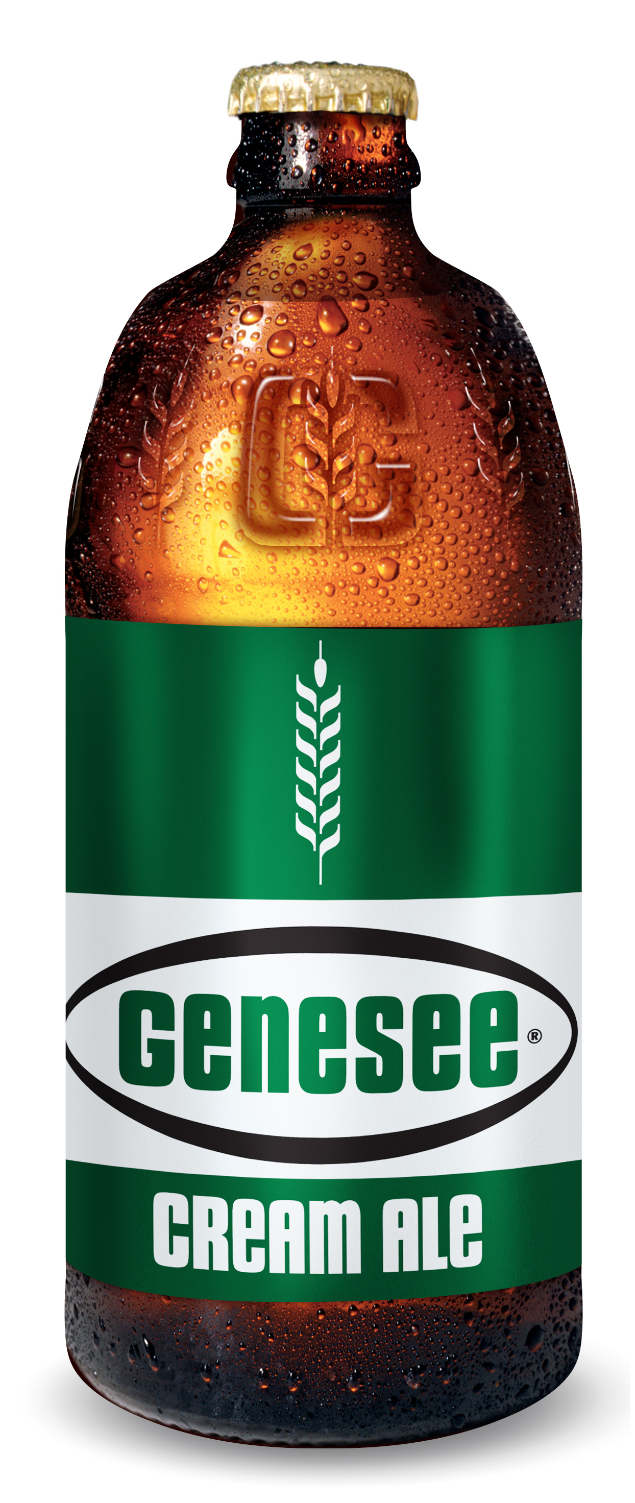Genesee Cream Ale 12oz. Stubby Bottle