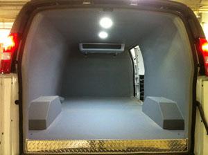 Manufacturer Of Cool Vans Opens Custom Conversion Shop