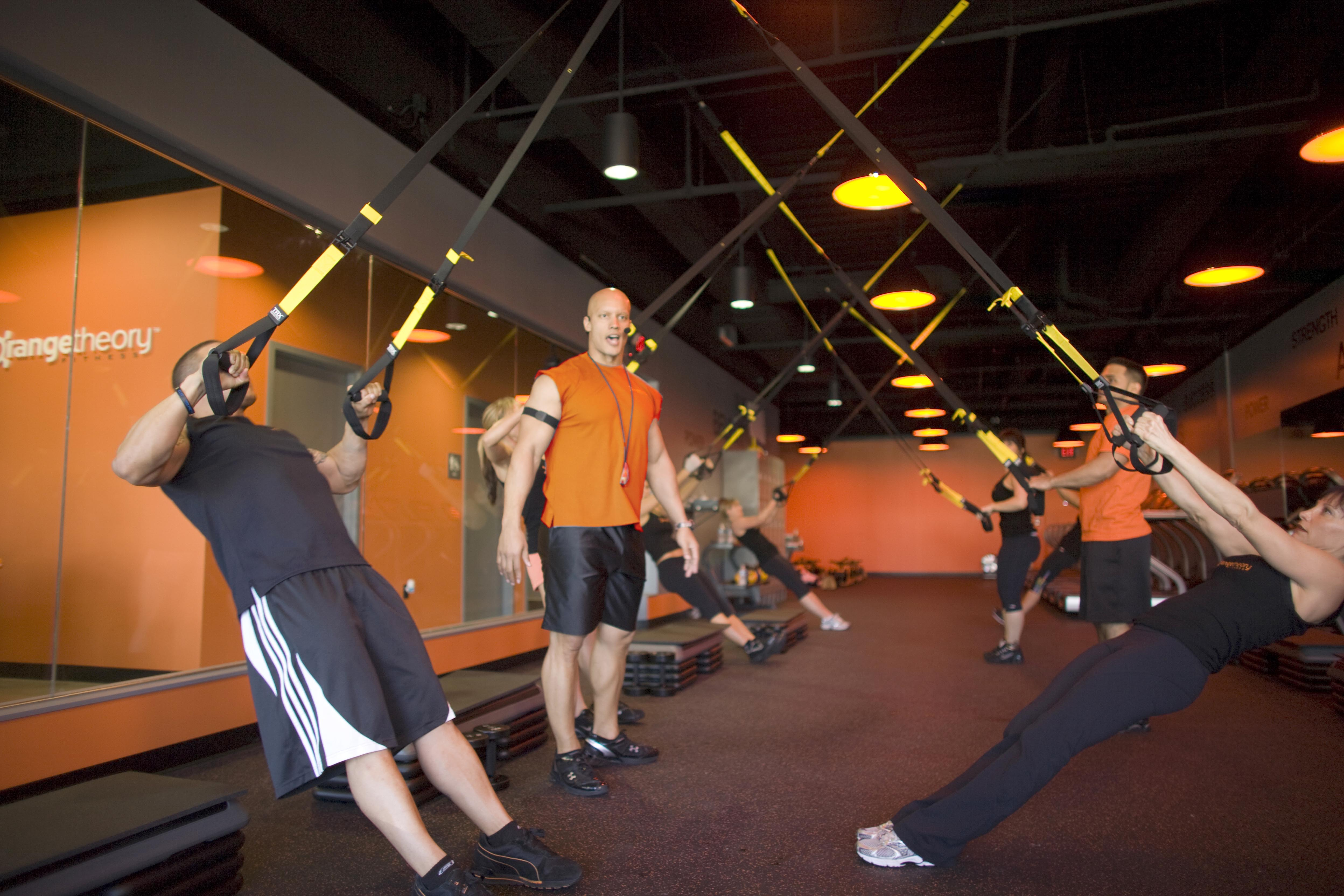 Orangetheory Fitness - Best 1-hour workout in the country, as seen in the New York Times.