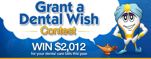 DentalPlans.com: Grant a Dental Wish Facebook Contest