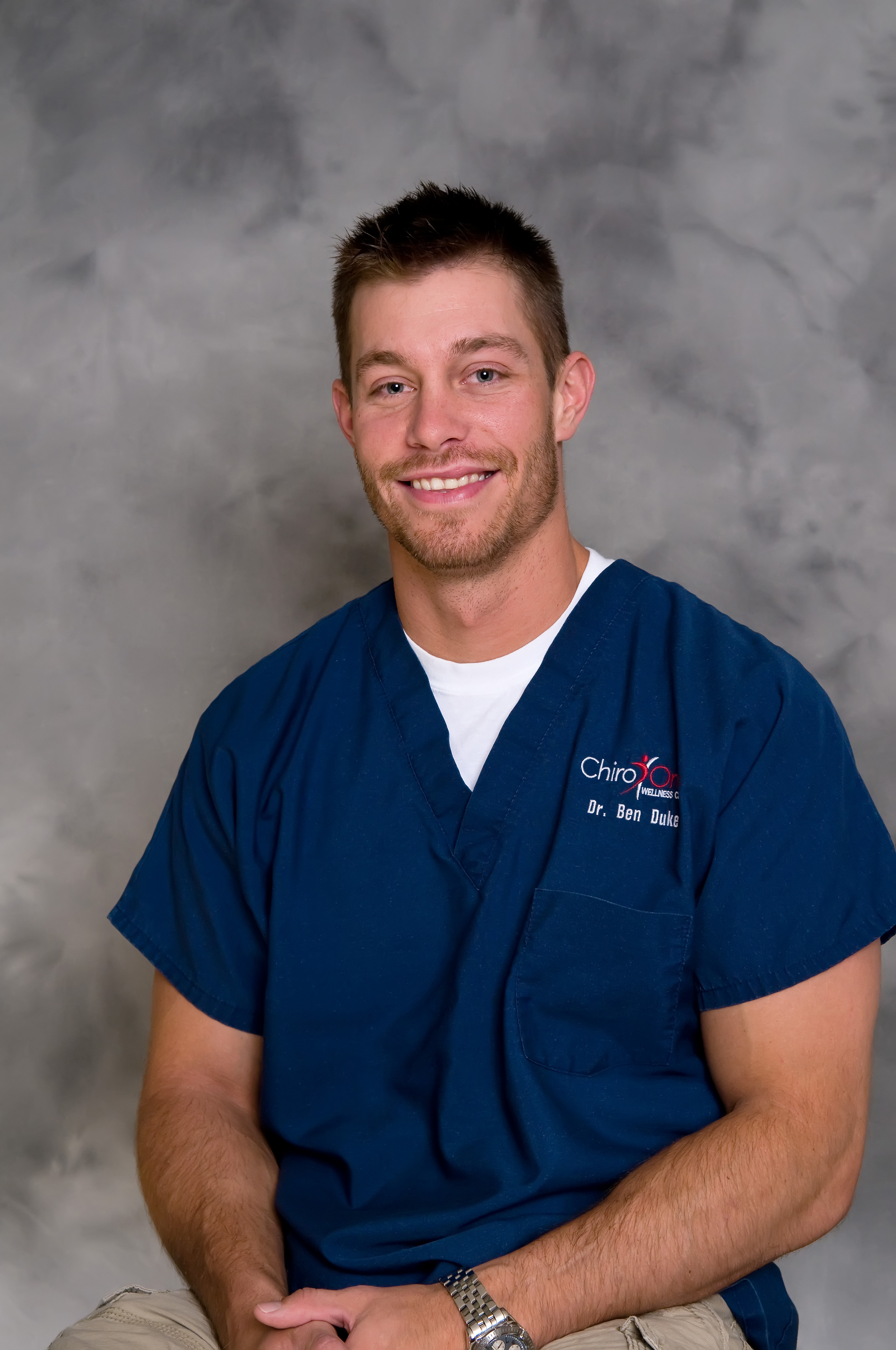 Dr. Ben Duke, D.C. Chiropractic Director Chiro One Wellness Center of Mokena