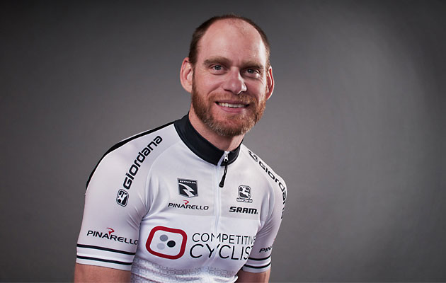 Mike Olheiser. Photo Credit Tommy Chandler/Competitive Cyclist