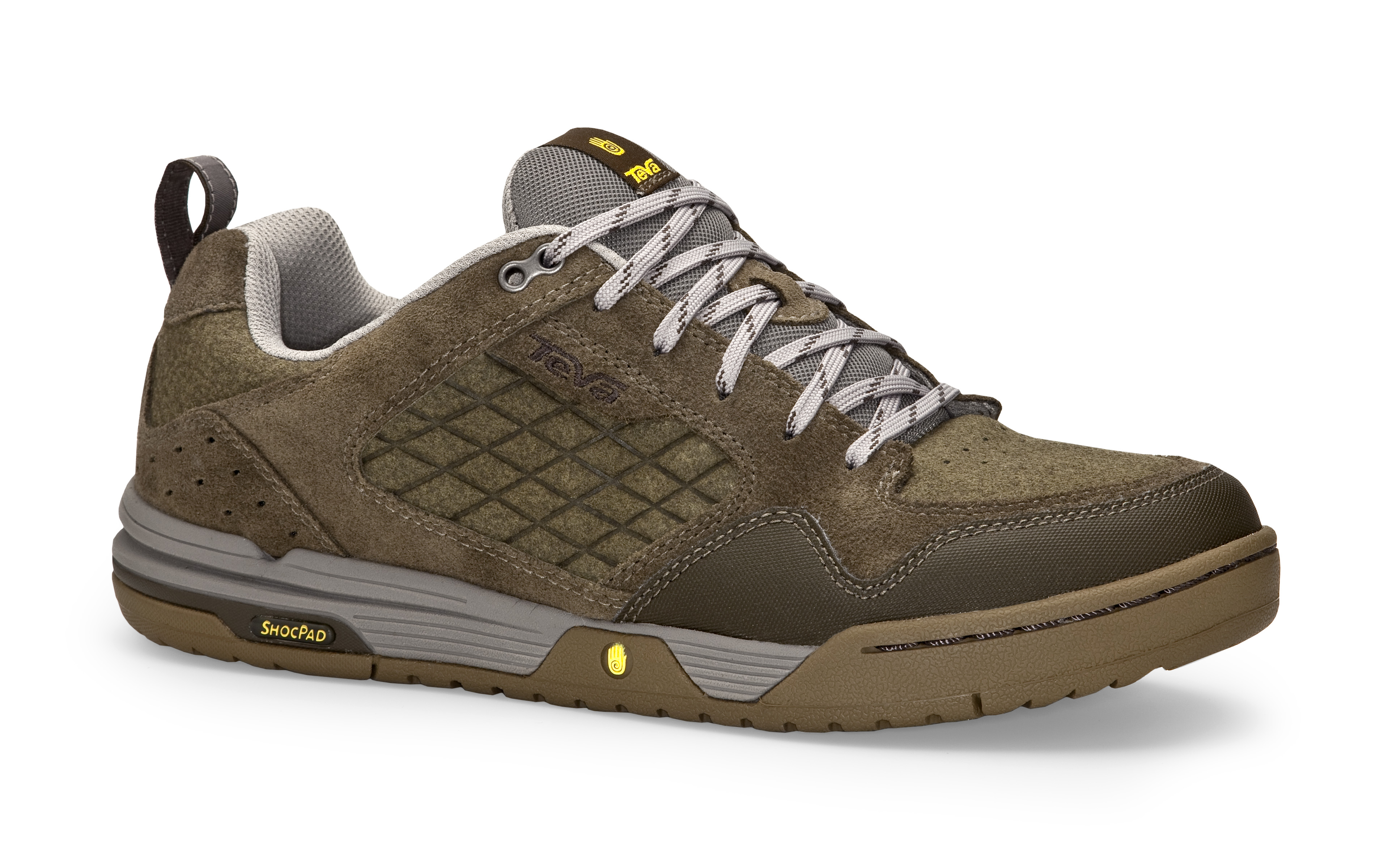 The Teva Pinner freeride MTB shoe launched in Fall 2011.