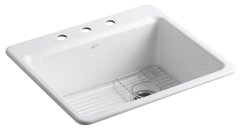 KOHLER Riverby Kitchen Sink