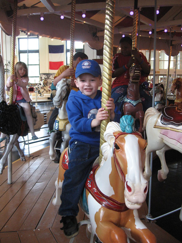 Merry-Go-Round Museum