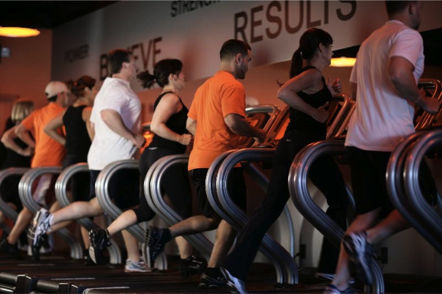 Get in your orange zone with Orangetheory Fitness