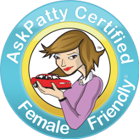 Ask Patty Certified Female Friendly