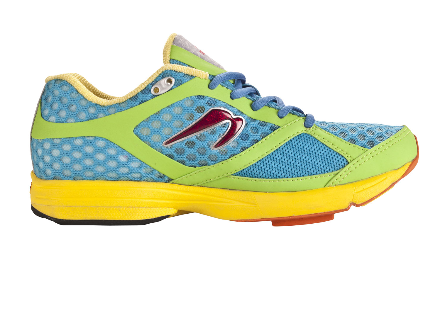 A pair of Newton Gravity running shoes