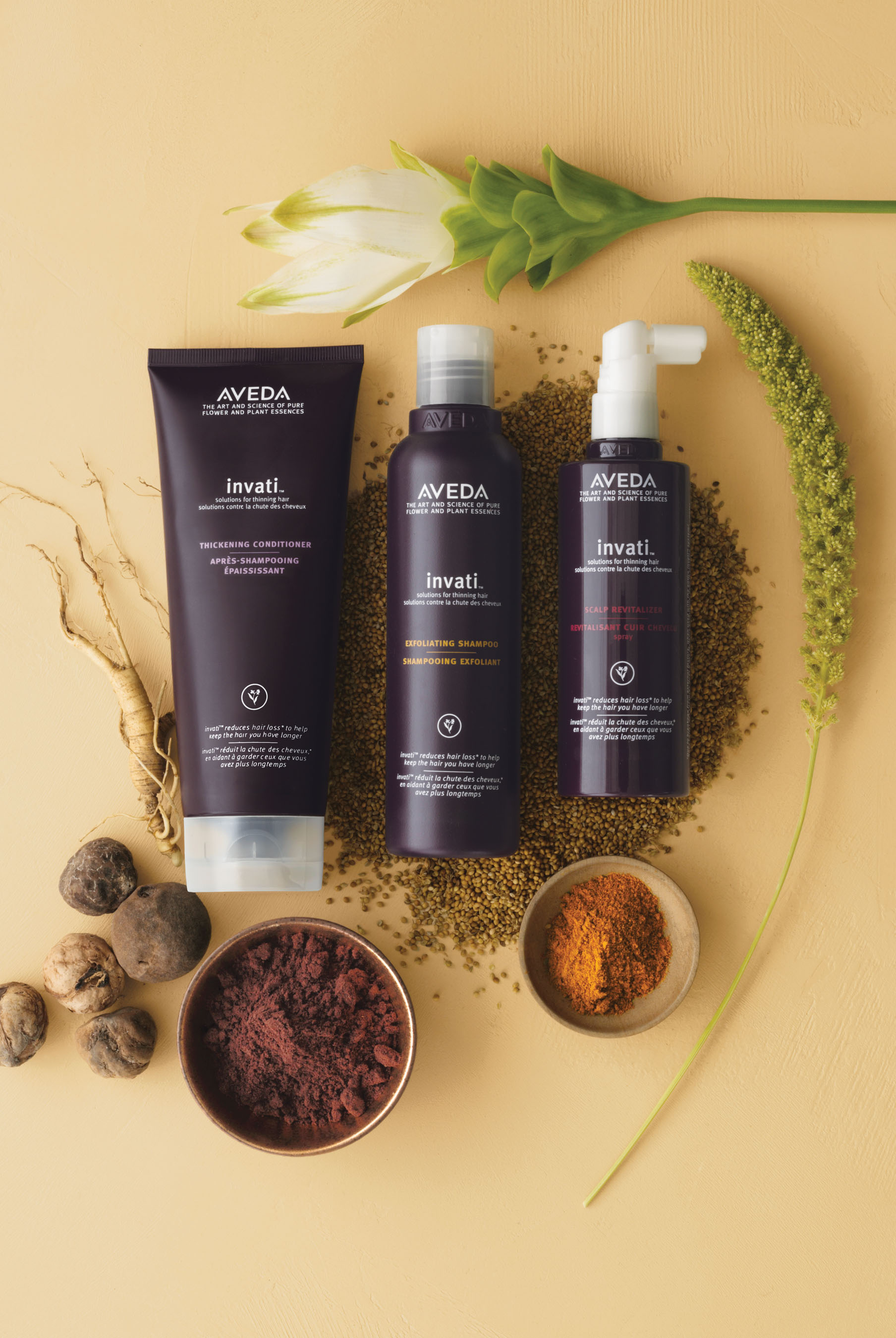 Image (c) Aveda Corporation