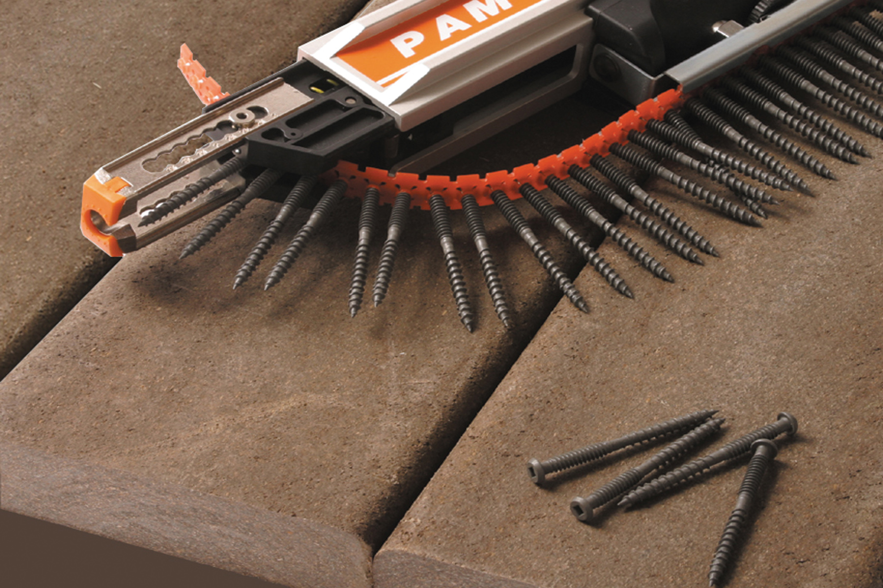 Composite deck composite decking screws problems for Composite deck fasteners