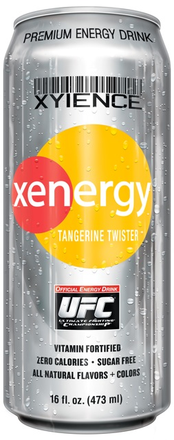 XYIENCE Xenergy Tangerine Twister