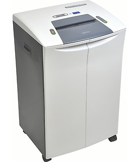 GoECOlife GXC1631TD 16-Sheet Wide Entry Cross-Cut Green Commercial Shredder