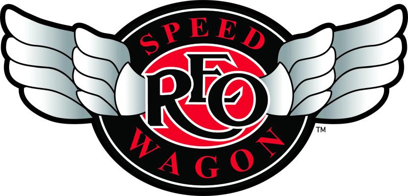 REO Speedwagon - logo