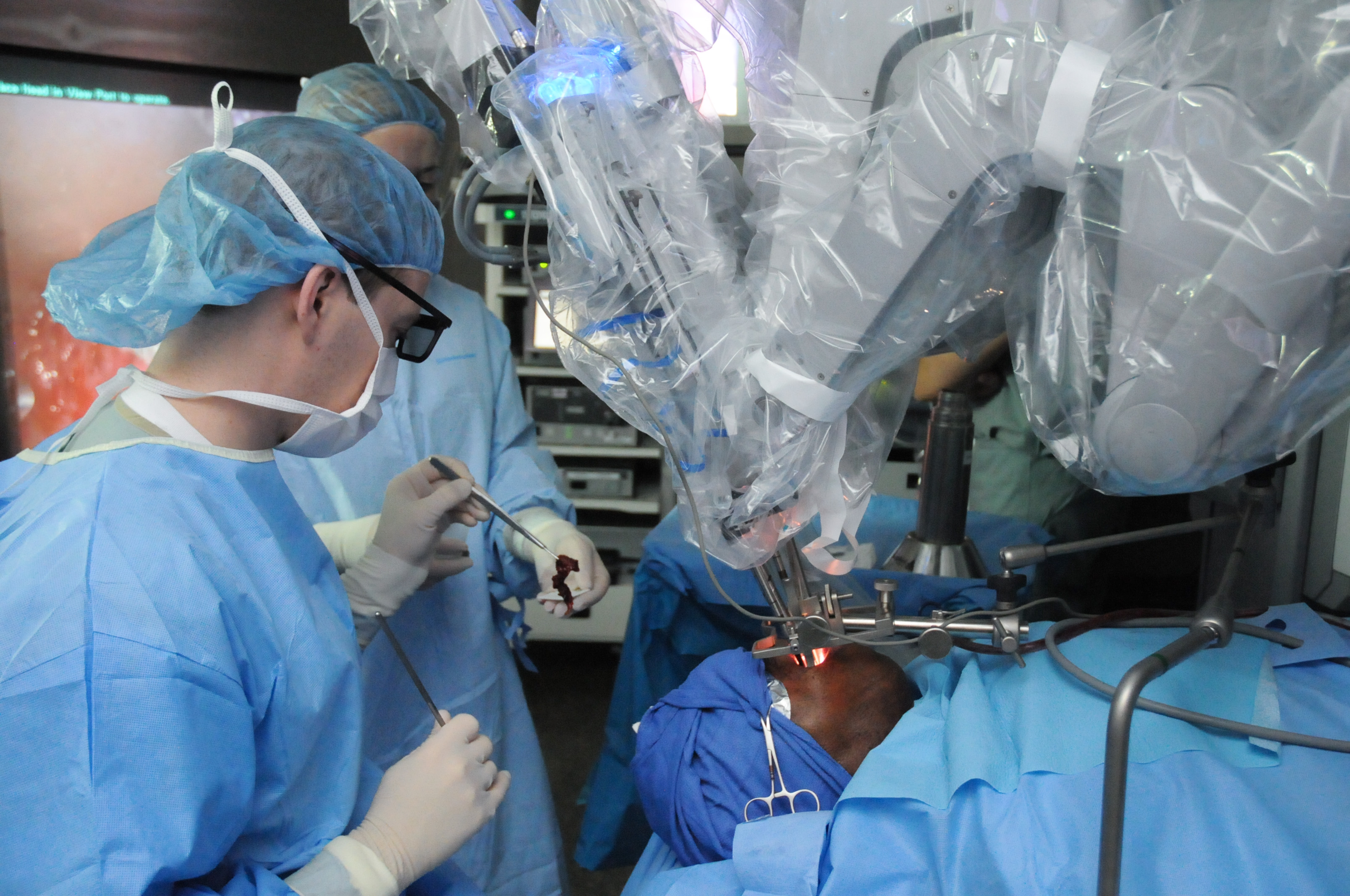 argument of robotic surgery Robotic-assisted surgery utilizes a robot to facilitate surgery in a first robotic-assisted surgery performed at argument #1 is not an array in.