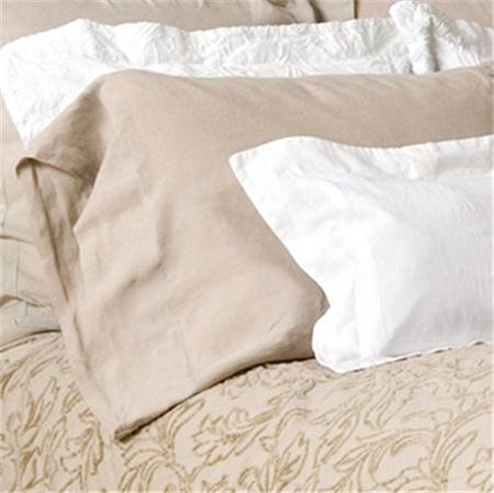 Throw Pillow Duvet Covers : Meet the Fabric: Linen from Bella Notte Linens