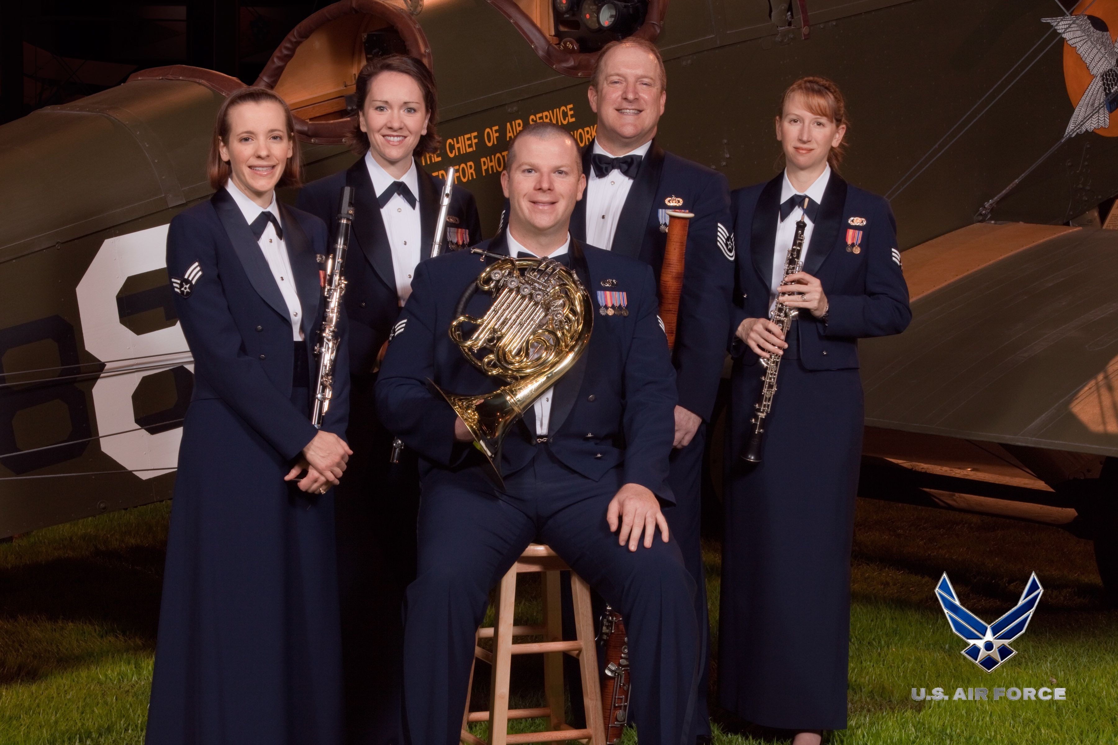 Huffman Prairie Winds: United States Air Force Band of Flight