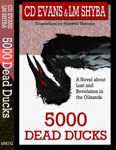 5000 Dead Ducks - book cover