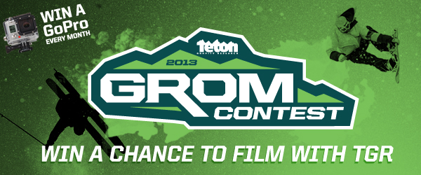 TGR Grom Contest