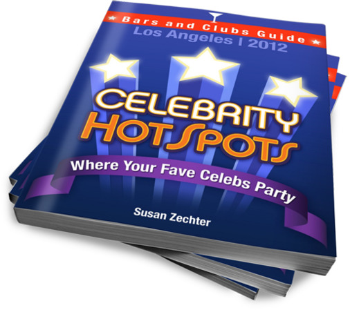 2012 Celebrity HotSpots Los Angeles Bars and Clubs Guide: Where Your Fave Celebs Party