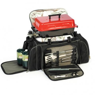 Picnic Plus Travel Grill Set