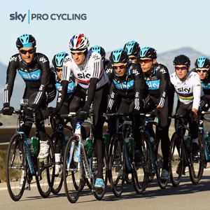 Team Sky Pro Cycling