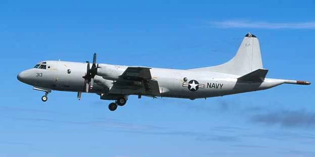 U.S. Navy P-3 Orion