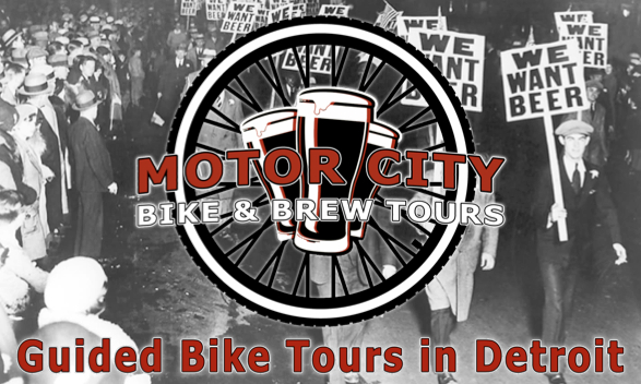 Motor City Bike &amp; Brew Tours - Guided Bike Tours in Detroit